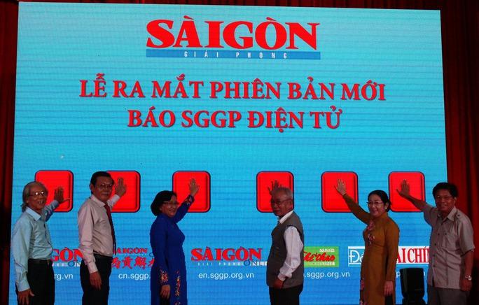 Sài Gòn Giải Phóng Online ra mắt phiên bản mới  - Ảnh 2.