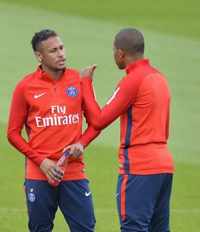 Neymar - Mbappe: Bộ đôi đắt giá nhất thế giới hội ngộ ở Paris - Ảnh 5.