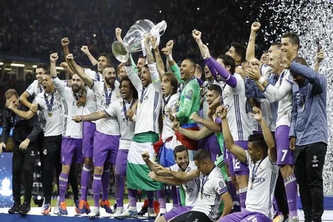 Adidas tài trợ khủng 1,1 tỉ euro cho Real Madrid - Ảnh 1.