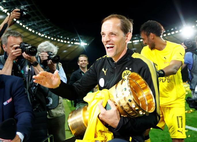 Giành cúp Đức, HLV Tuchel vẫn bị Dortmund sa thải - Ảnh 2.