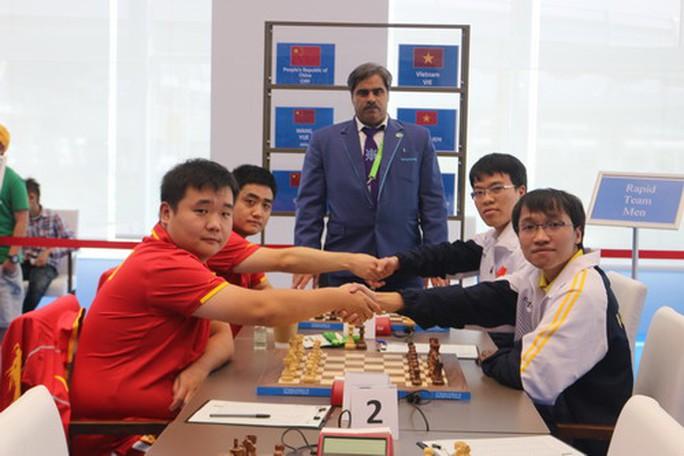 Hạ cờ vua Trung Quốc, Việt Nam vô địch AIMAG - Ảnh 1.