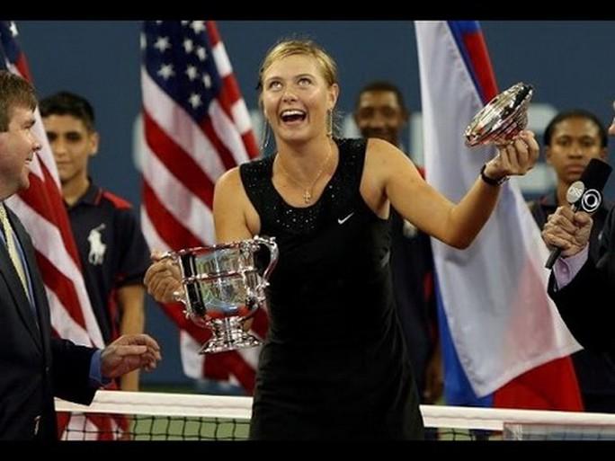 Sharapova tái xuất, giải Mỹ mở rộng lên cơn sốt - Ảnh 2.