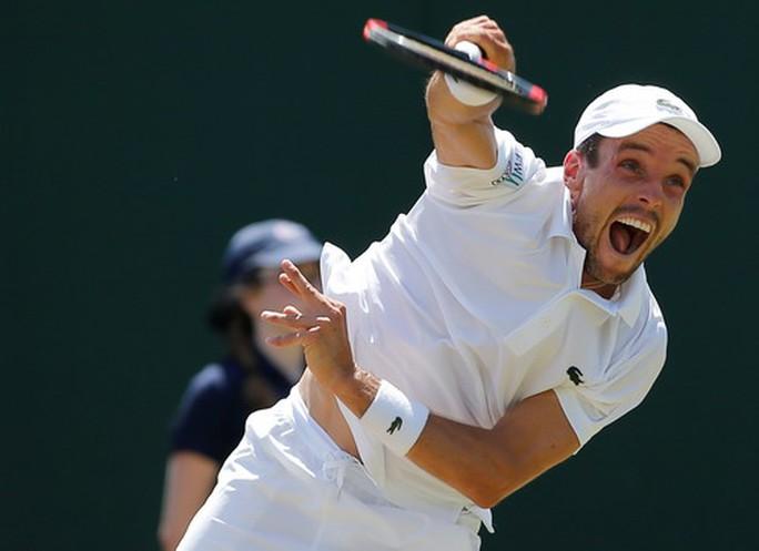 Nadal thắng nghẹt thở, Nishikori chia tay Wimbledon - Ảnh 8.