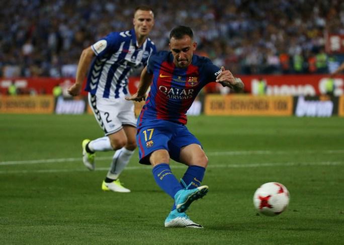 Messi lập đại công, Barcelona vô địch Cúp Nhà vua - Ảnh 7.