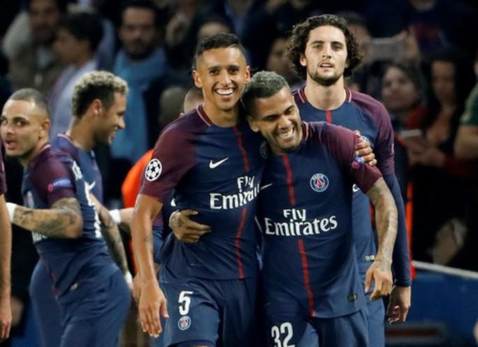 Neymar và Cavani lập công, PSG đè bẹp hùm xám Bayern - Ảnh 2.