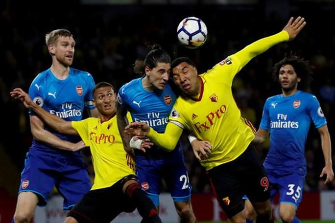 Ác mộng phút bù giờ, Arsenal ôm hận trận derby - Ảnh 2.