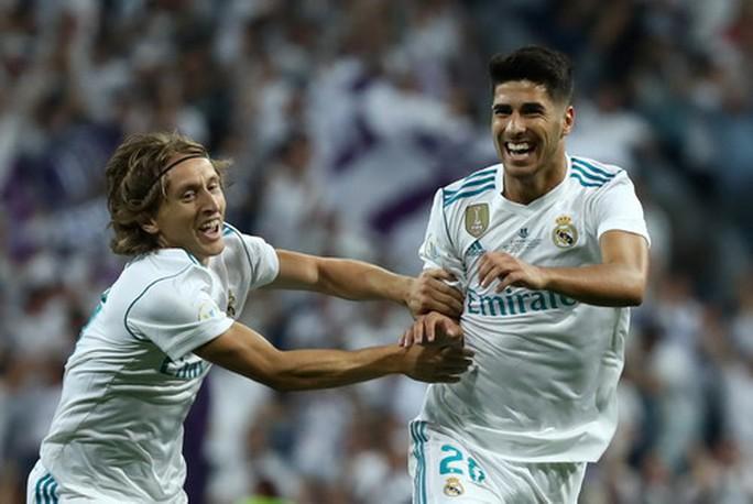 Real Madrid đè bẹp Barcelona, giành siêu cúp - Ảnh 2.