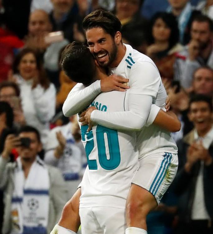 Ronaldo tịt ngòi, Real Madrid tiếp mạch thắng ấn tượng - Ảnh 3.