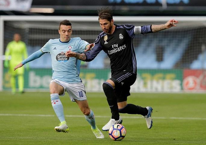 Hạ chủ nhà Celta Vigo, Real Madrid tiến sát ngôi vô địch - Ảnh 3.