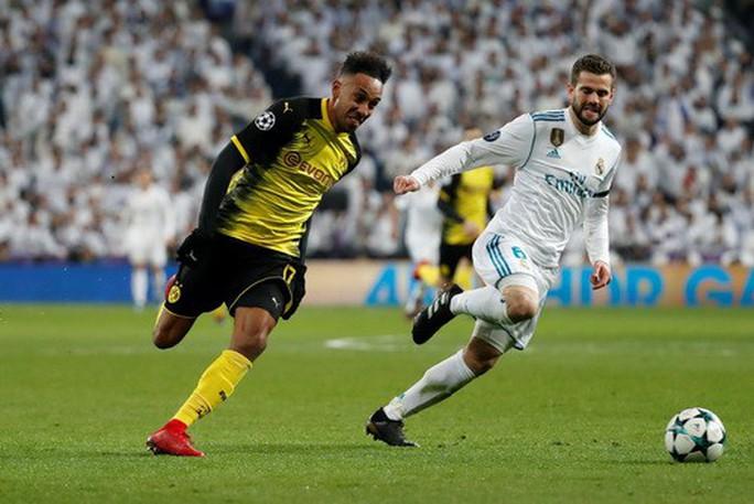 Ronaldo lập siêu phẩm, Real Madrid thắng nghẹt thở Dormund - Ảnh 5.