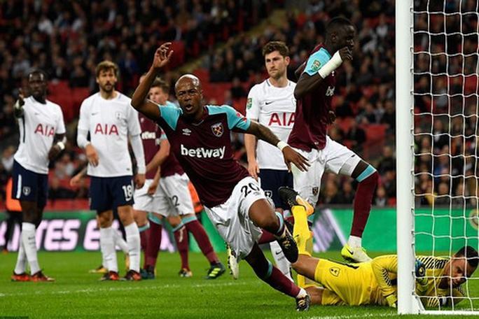 Thua thảm trận derby, Tottenham bị đá văng ở League Cup - Ảnh 3.