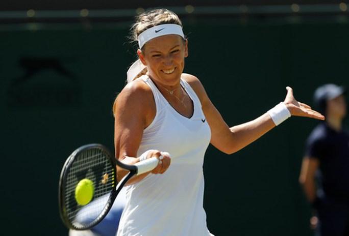 Sao 37 tuổi và bà mẹ Grand Slam vào vòng 3 Wimbledon - Ảnh 2.