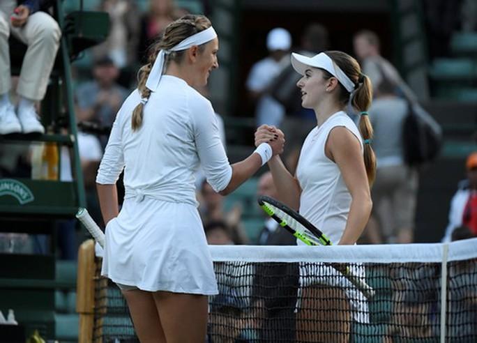 Sao 37 tuổi và bà mẹ Grand Slam vào vòng 3 Wimbledon - Ảnh 3.