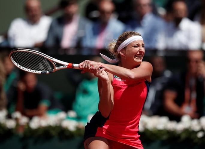 Địa chấn Roland Garros: Quần vợt Pháp tan tác - Ảnh 3.