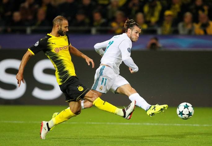 Ronaldo lập kỷ lục ghi bàn, Real Madrid đại phá Dortmund - Ảnh 2.