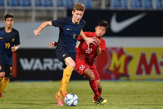 Chiến tích U15, mơ tương lai bóng đá Việt - Ảnh 1.