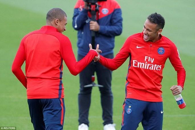 Neymar - Mbappe: Bộ đôi đắt giá nhất thế giới hội ngộ ở Paris - Ảnh 4.