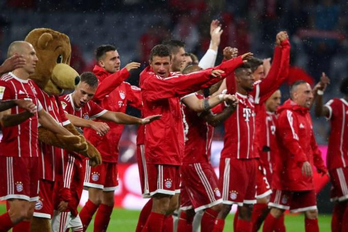 Đè bẹp Leverkusen, Bayern Munich cảnh báo Bundesliga - Ảnh 6.