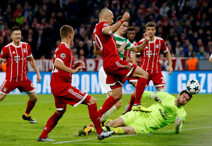 Man United quyết gây sốc khi chiêu mộ Robben - Ảnh 4.