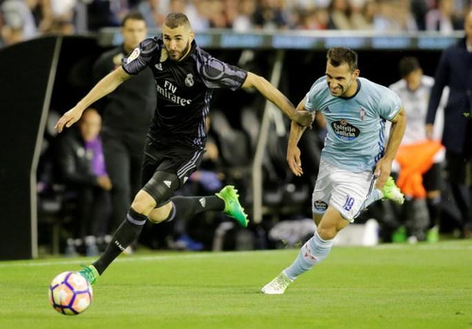 Hạ chủ nhà Celta Vigo, Real Madrid tiến sát ngôi vô địch - Ảnh 5.
