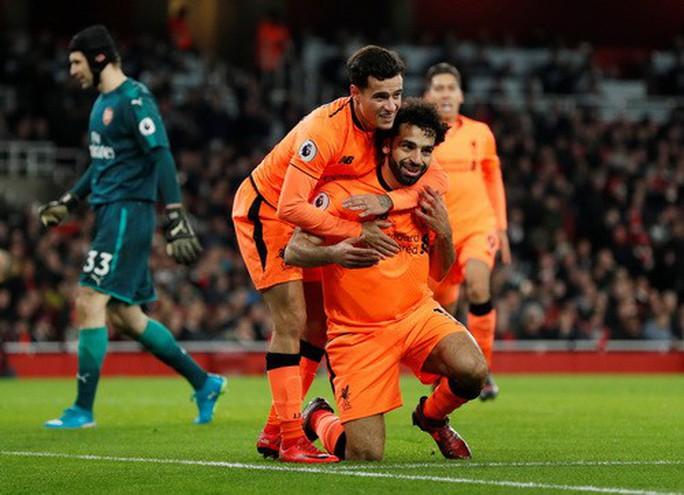 Ngược dòng điên rồ, Arsenal chia điểm Liverpool ở Emirates - Ảnh 3.