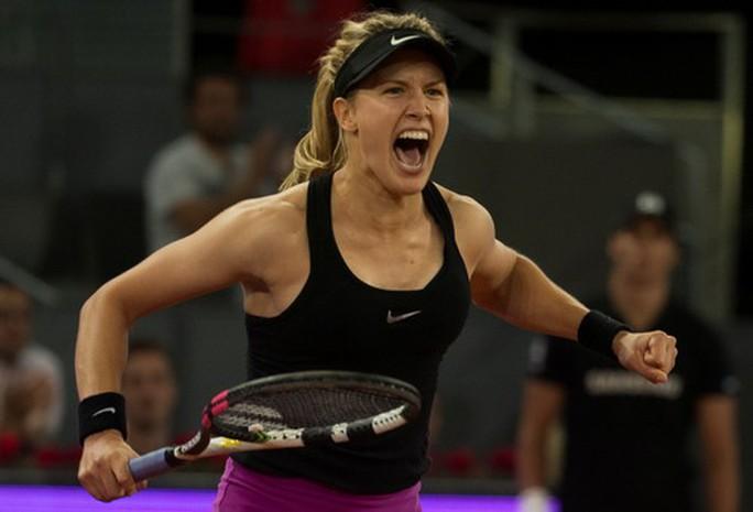 Sharapova thua Bouchard, Madrid Open dậy sóng bảng nữ - Ảnh 5.