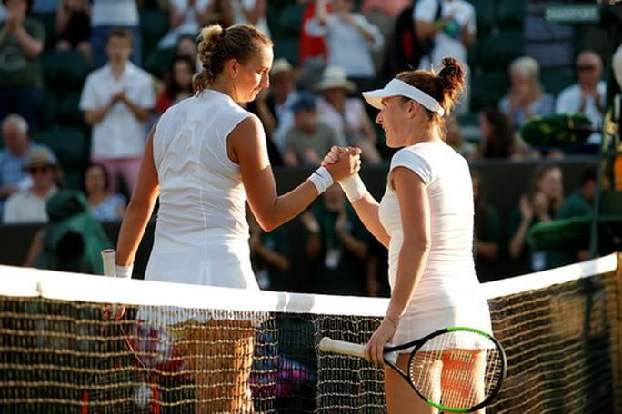 Sao 37 tuổi và bà mẹ Grand Slam vào vòng 3 Wimbledon - Ảnh 6.