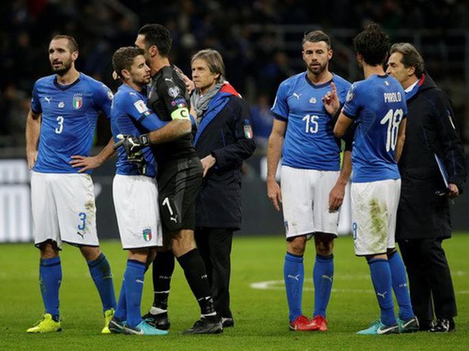 Tuyển Ý chia tay huyền thoại Buffon - Ảnh 5.