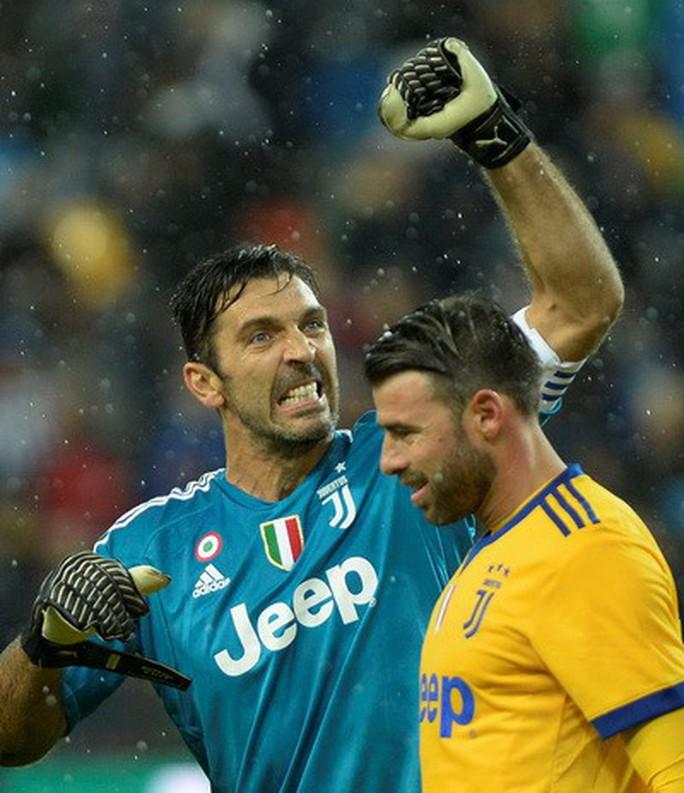 Tuyển Ý chia tay huyền thoại Buffon - Ảnh 6.