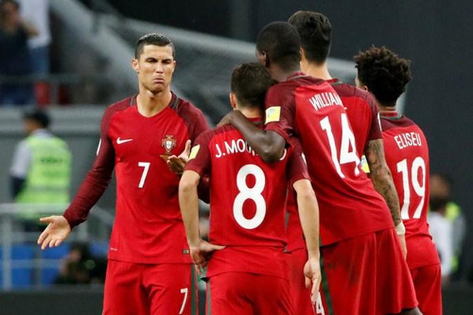 Ronaldo khởi xướng, tuyển Bồ Đào Nha góp 50% tiền thưởng EURO 2020 - Ảnh 2.