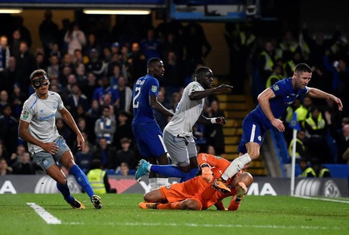 Thua thảm trận derby, Tottenham bị đá văng ở League Cup - Ảnh 8.