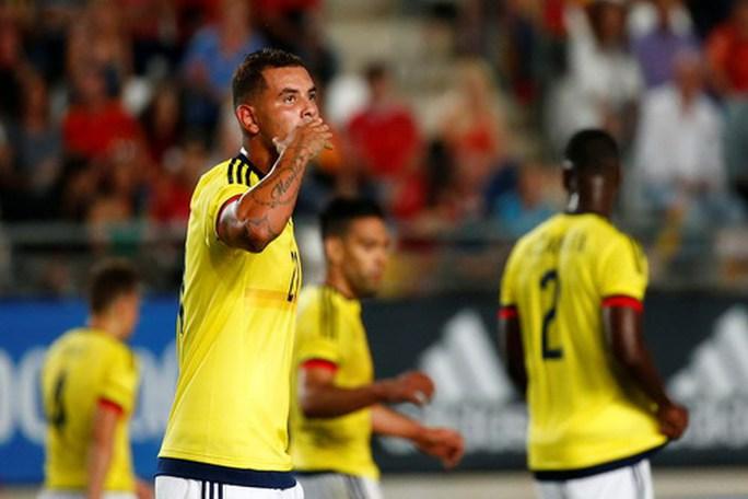 Tây Ban Nha nhọc nhằn hòa Colombia, Uruguay thua thảm trước Ý - Ảnh 3.