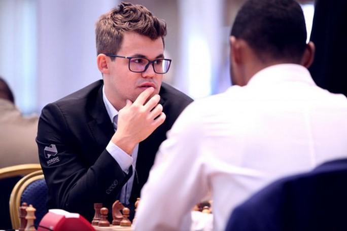 Lê Quang Liêm vào vòng 2 World Cup cờ vua 2017 - Ảnh 4.
