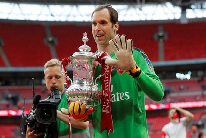 Arsenal vô địch FA Cup: Chiến thắng của lòng quả cảm - Ảnh 11.