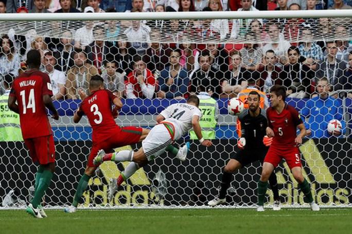 Ronaldo tịt ngòi, Bồ Đào Nha mất điểm trận ra quân - Ảnh 4.