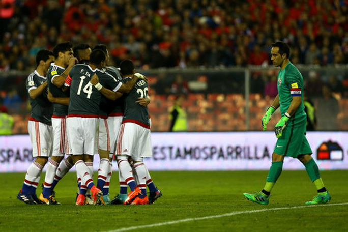 Messi tịt ngòi, Argentina vẫn khốn khó - Ảnh 7.