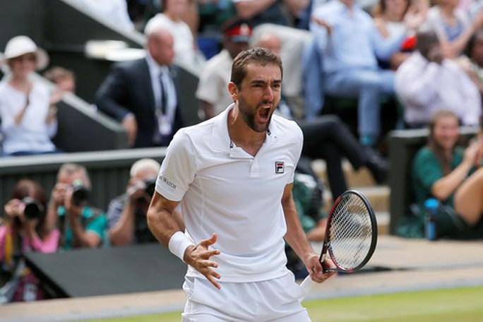 Hạ Berdych, Federer lần thứ 11 vào chung kết Wimbledon - Ảnh 7.