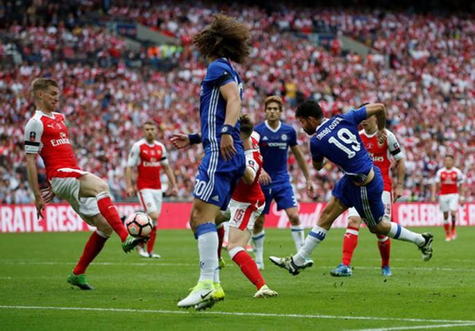 Arsenal vô địch FA Cup: Chiến thắng của lòng quả cảm - Ảnh 6.