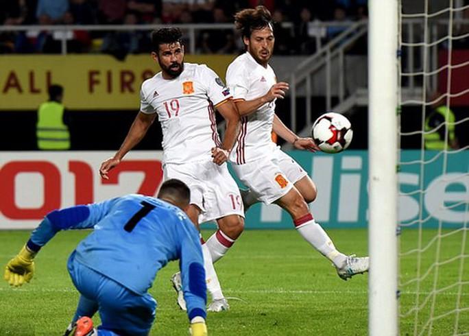 Chelsea hắt hủi, Diego Costa tỏa sáng ở tuyển Tây Ban Nha - Ảnh 3.