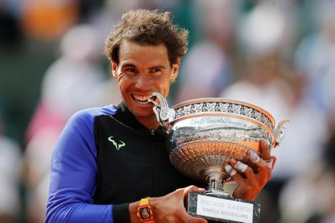 Nadal chinh phục ngôi vương, lập kỷ lục ở Roland Garros - Ảnh 6.