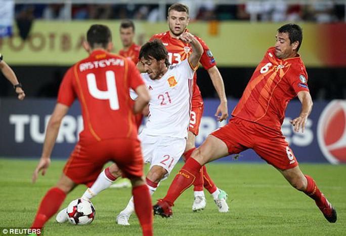 Chelsea hắt hủi, Diego Costa tỏa sáng ở tuyển Tây Ban Nha - Ảnh 2.
