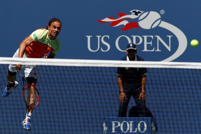 Nadal dạo chơi, giành vé tứ kết Mỹ mở rộng - Ảnh 3.