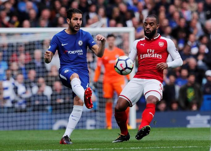 Đại chiến không bàn thắng, Arsenal chia điểm với Chelsea - Ảnh 2.