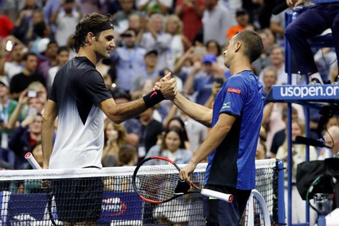 Nadal dạo chơi, giành vé tứ kết Mỹ mở rộng - Ảnh 5.
