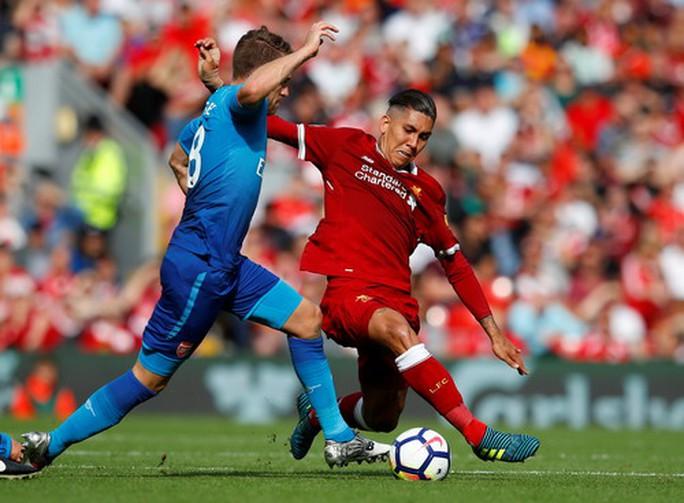 Liverpool tỏa sáng, Arsenal thua tan tác ở Anfield - Ảnh 3.