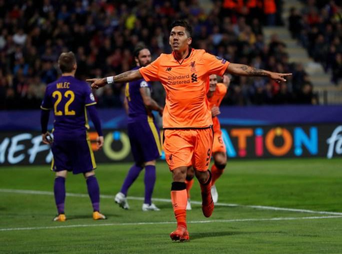 Liverpool vùi dập Maribor, lên ngôi đầu - Ảnh 2.