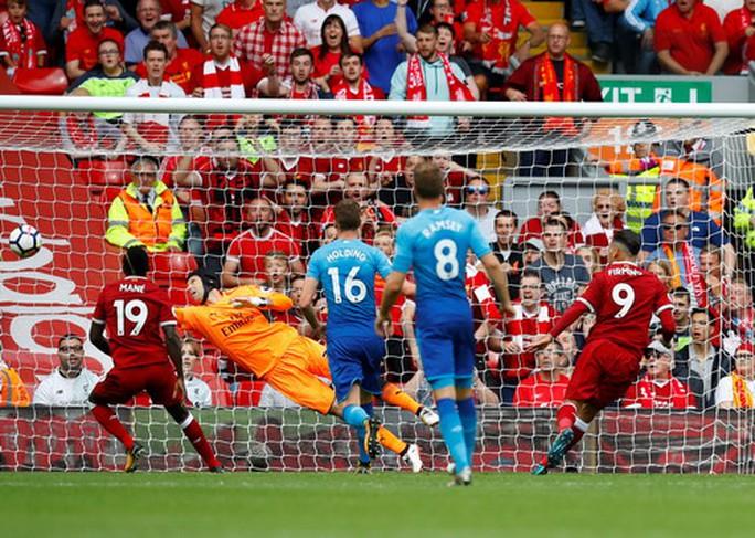 Liverpool tỏa sáng, Arsenal thua tan tác ở Anfield - Ảnh 4.