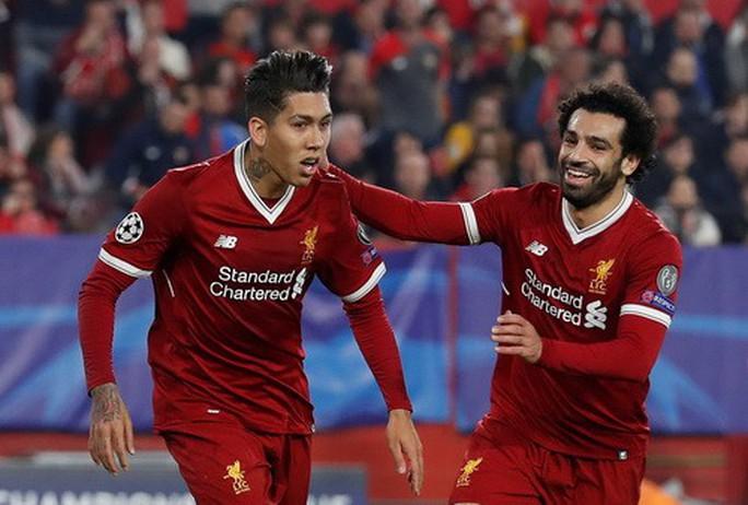 Rượt đuổi tỉ số điên rồ, Liverpool mất điểm khó tin - Ảnh 1.