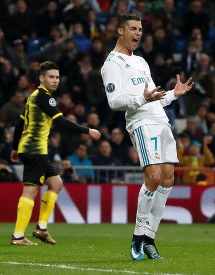 Ronaldo lập siêu phẩm, Real Madrid thắng nghẹt thở Dormund - Ảnh 3.