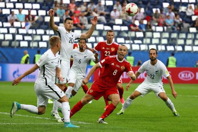Confed Cup: Chủ nhà Nga hạ New Zealand trận khai mạc - Ảnh 3.